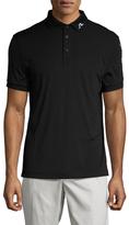 J. Lindeberg Tour Tech Slim Jersey Polo Shirt