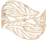 Forever 21 FOREVER 21+ Cutout Leaf Cuff