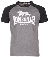 Lonsdale London COLDSTREAM Grey / Black