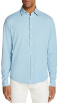 Thomas Pink Devons Plain Jersey Button-Down Shirt - Bloomingdale's Regular Fit - 100% Exclusive