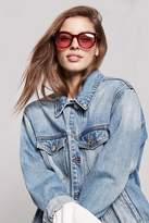 Forever 21 Round Plastic Sunglasses