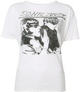 R 13 Sonic Youth T-shirt - women - Cotton/Spandex/Elastane - XS