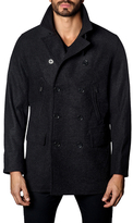Jared Lang Double Breasted Wool Jacket