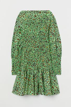 H&M Smocked dress