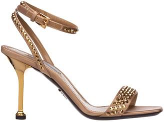 Prada Cristal Sandals
