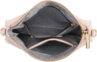 Mali & Lili Marlowe Nylon Crossbody Bag with Detachable Pouch