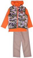 Asstd National Brand Vest - Toddler Boys