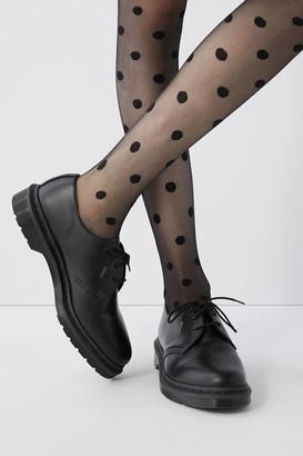 Urban Outfitters Polka Dot Sheer Tight