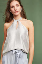 Maeve Twisted Halter Top