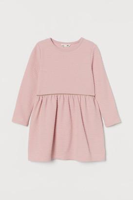 H&M Jersey Dress - Pink
