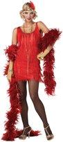California Costumes Fashion Flapper Halloween Costume - Adult
