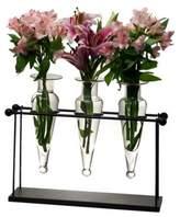 Danya B. Amphora 16-Inch Stand Finials Vase