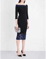 Roland Mouret Girtin asymmetric dress