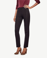 Ann Taylor Pintucked Ankle Pants