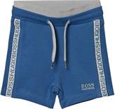BOSS Blue Branded Shorts