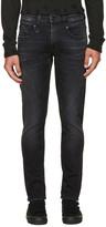 R 13 Black Boy Jeans