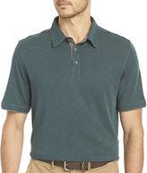 Van Heusen Short-Sleeve Polo