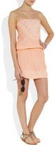Melissa Odabash Toya bandeau jersey dress