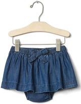 Gap 1969 Chambray Skirt