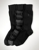 Ralph Lauren Rugby Sock Multi-pack