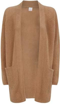 Max Mara Lurex Knitted Cardigan
