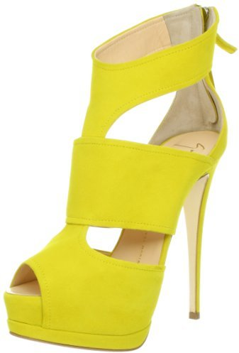 Giuseppe Zanotti Women's Cut Out Peep-Toe Pump