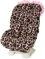Baby Bella MayaTM Toddler Car Seat Cover in Ginny Giraffe