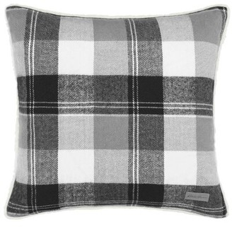 Eddie Bauer Lodge Throw Pillow Color: Gray