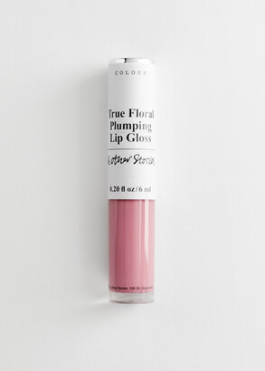 And other stories True Floral Plumping Lip Gloss