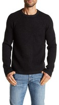 Autumn Cashmere Ribbed Knit Sweater