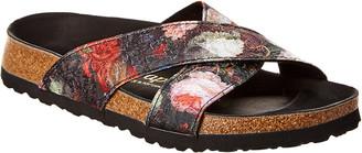 Birkenstock Women's Papillio Daytona Lux Floral Sandal