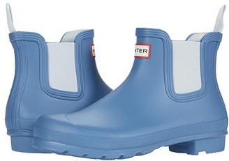 Hunter Chelsea (Gill Wave) Women's Rain Boots