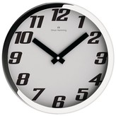 "Oliver Hemming Wall Clock with Big Bold Readable Numbers (12"")"