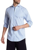 Gant Gingham New Haven Oxford Regular Fit Shirt