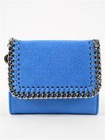 Stella McCartney Small Flap Wallet Shaggy