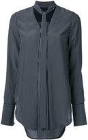 Rag & Bone striped blouse - women - Silk - 0