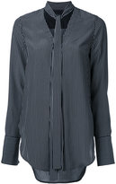 Rag & Bone striped blouse - women - Silk - 2