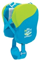 Aqua Leisure Boys' Foam Pad Trainer Vest (2555lb) - 7531559