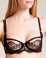 Myla Compelling Lace Demi-Cup Bra