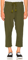Scotch & Soda Loose 3/4 Length Pants in Green. - size S (also in )