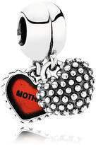 Pandora Silver Mother and Daughter Charm 790950EN27