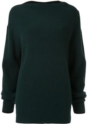 Muller of Yoshio Kubo Square Neck Sweater