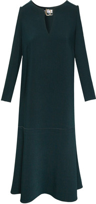 Gerard Darel Large Donatella Dress With Jeweled Trim