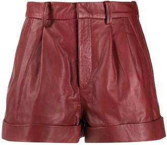 Etoile Isabel Marant Pleated Waist Shorts