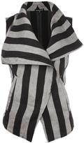 Ann Demeulemeester Crawford waistcoat - women - Cotton/Linen/Flax/Polyester - 40