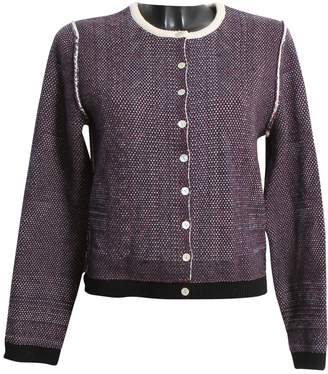 Ventilo Armand Red Wool Jacket for Women