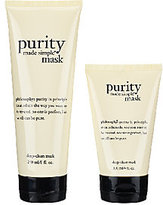 philosophy purity deep-clean mask 8oz & 4oz duo Auto-Delivery