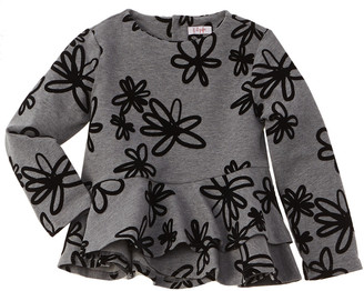 Il Gufo Flocked Sweatshirt