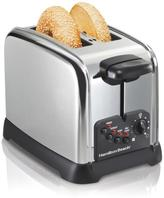 Hamilton Beach Classic Chrome 2-Slice Toaster
