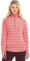 Woolrich Geometric Fleece Pullover - Women's